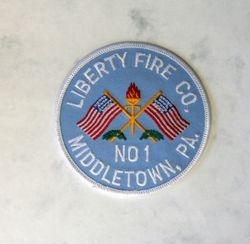 Liberty Fire, Middletown Pa.